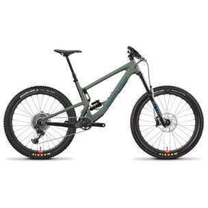 Santa Cruz Bronson Carbon CC X01 Reserve 27.5 Mountain Bike 2020