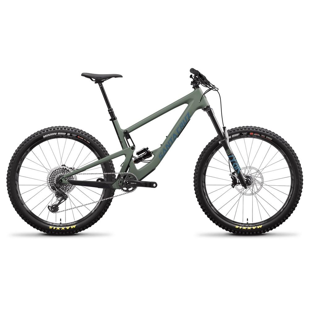 Santa Cruz Bronson Carbon CC X01 27.5+ Mountain Bike 2020