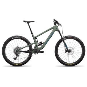 Santa Cruz Bronson Carbon CC X01 27.5+ Mountain Bike 2020