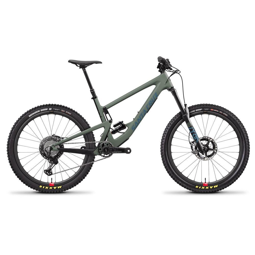 Santa Cruz Bronson Carbon CC XTR Reserve 27.5+ Mountain Bike 2020