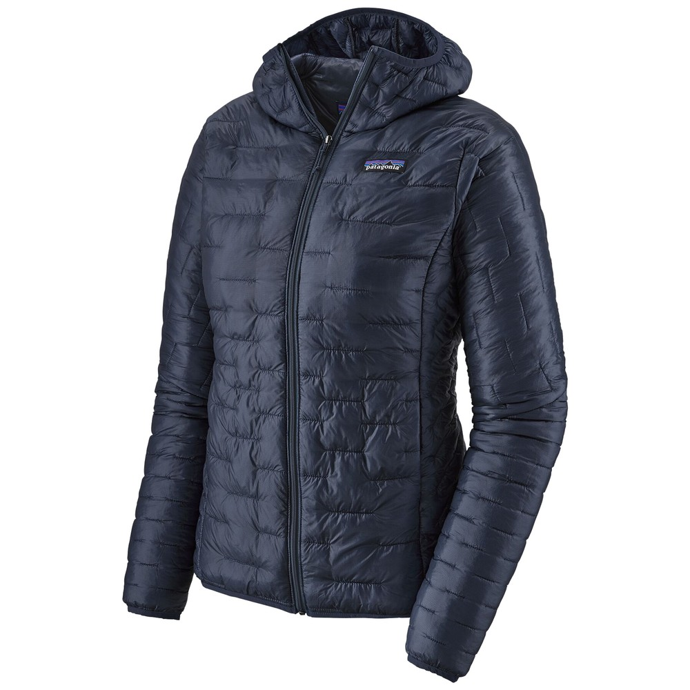 Patagonia Micro Puff Hooded Womens Jacket