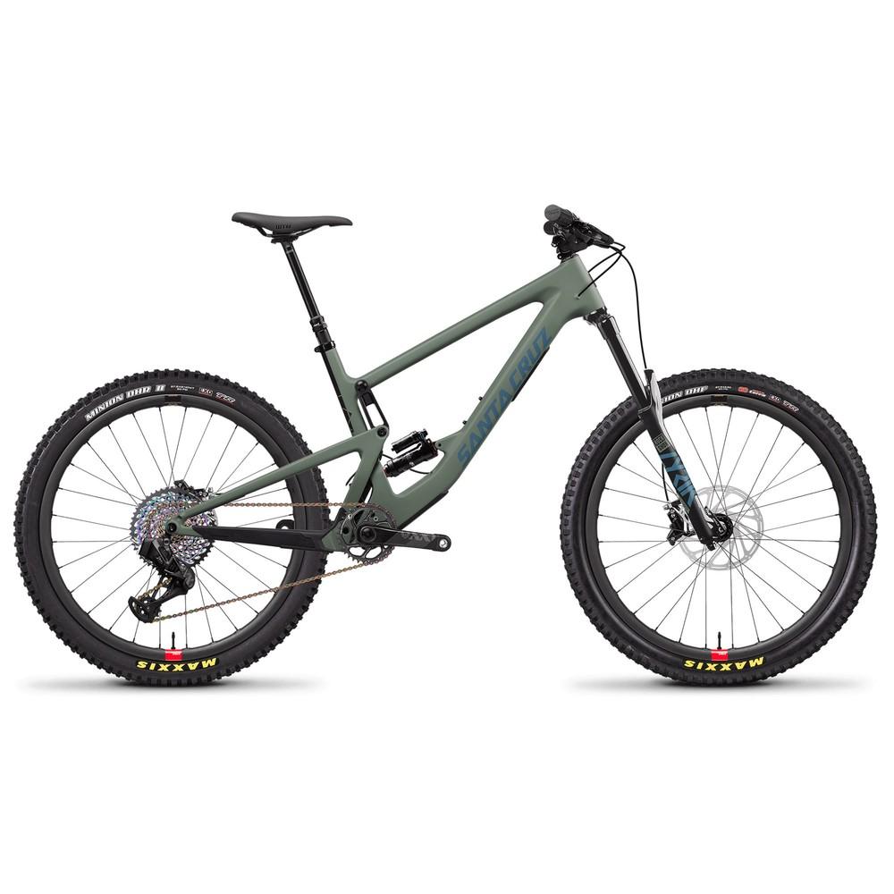 Santa Cruz Bronson Carbon CC XX1 Reserve 27.5+ Mountain Bike 2020
