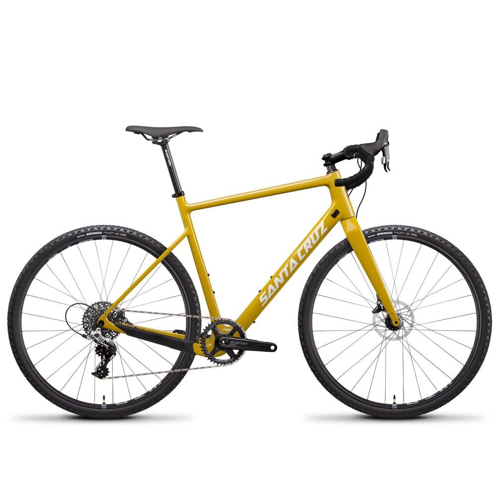 Santa Cruz Stigmata Carbon CC Rival Gravel Bike 2020