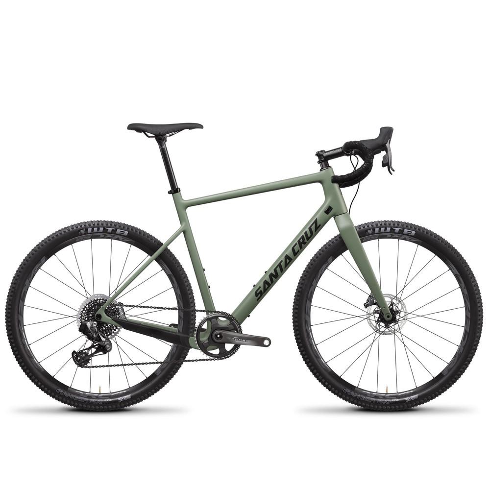 Santa Cruz Stigmata Carbon CC Force AXS Gravel Bike 2020
