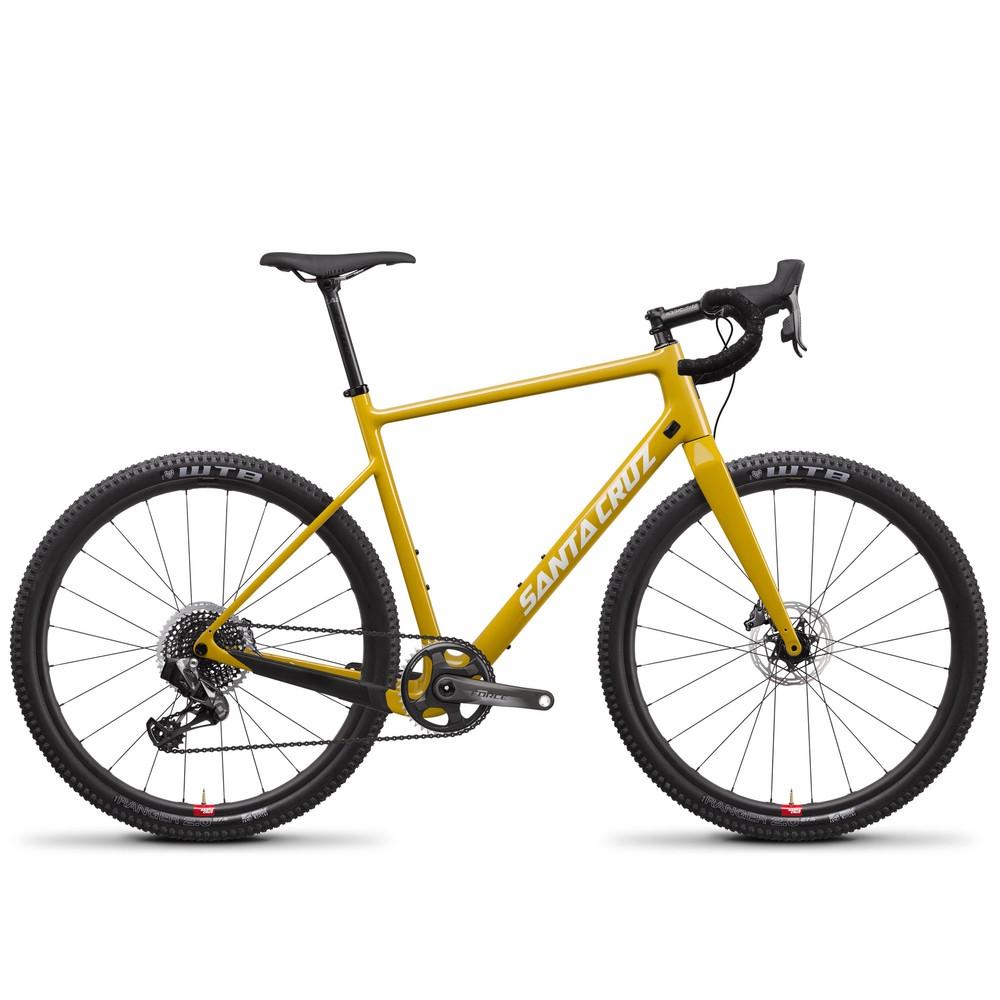 Santa Cruz Stigmata Carbon CC Force AXS Reserve Gravel Bike 2020