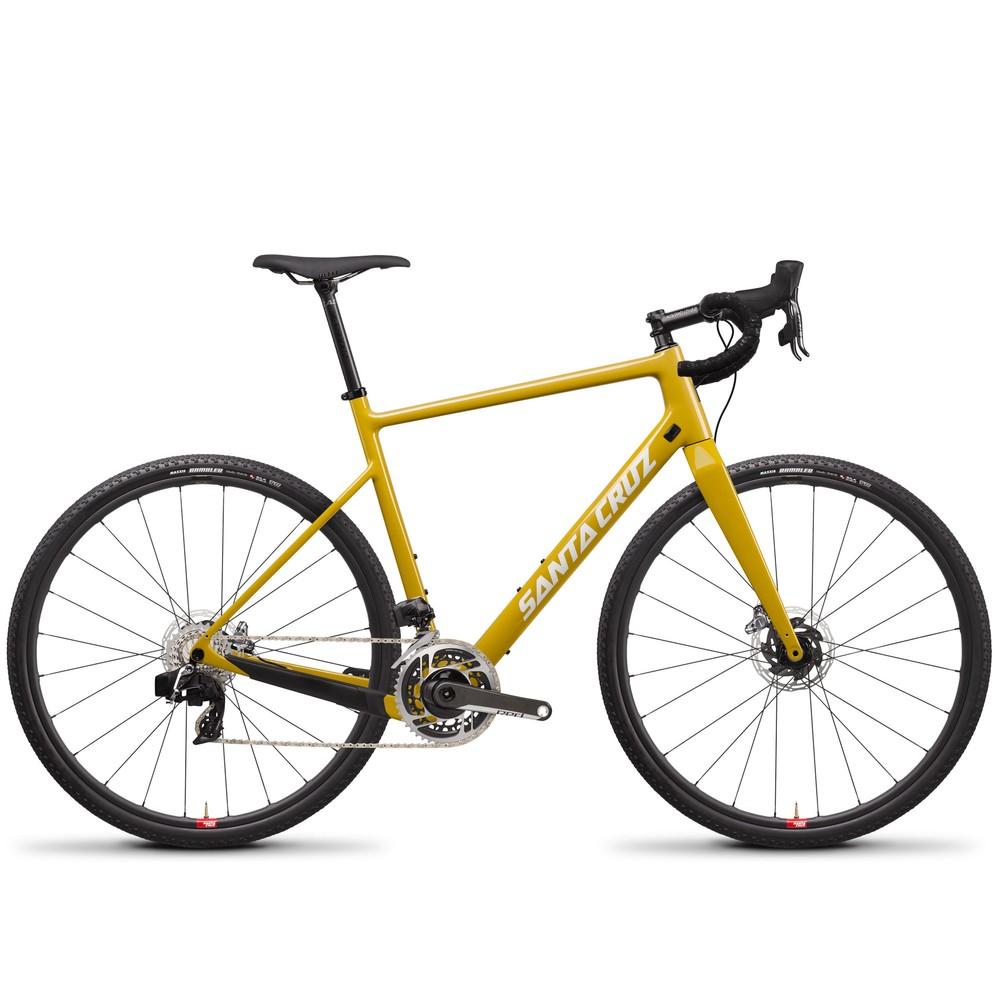Santa Cruz Stigmata Carbon CC RED AXS Reserve Gravel Bike 2020