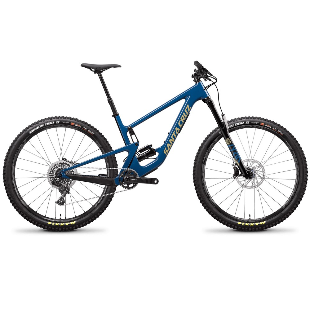 Santa Cruz Hightower Carbon CC X01 29