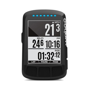 Wahoo ELEMNT BOLT Stealth Edition GPS Cycling Computer