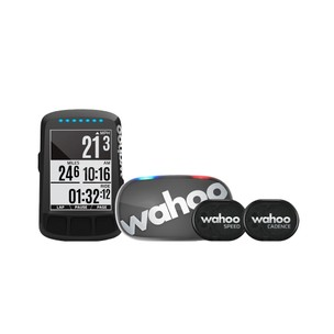 Wahoo ELEMNT BOLT Stealth Edition GPS Cycling Computer Bundle