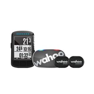 Wahoo ELEMNT BOLT Stealth Edition GPS Cycling Computer Bundle