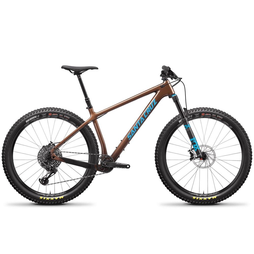 Santa Cruz Chameleon Carbon C S 27.5+ Mountain Bike 2020