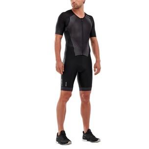 2XU Perform Short Sleeve Full Zip Trisuit