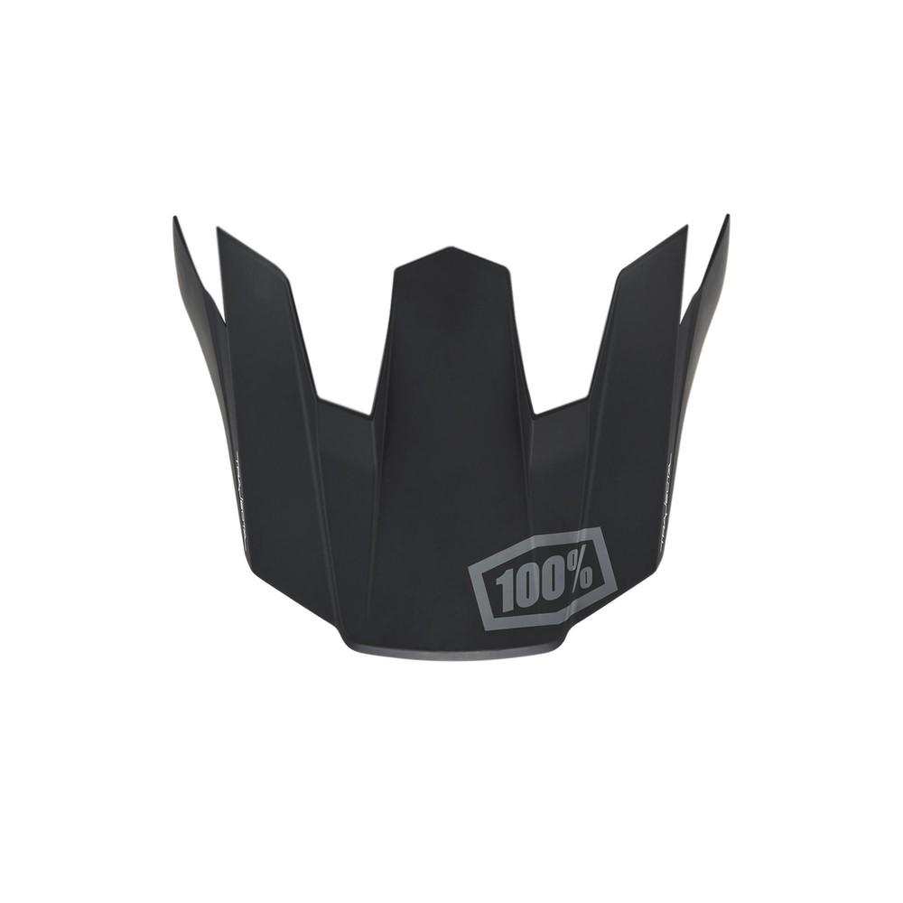100% TRAJECTA MTB Helmet Replacement Visor