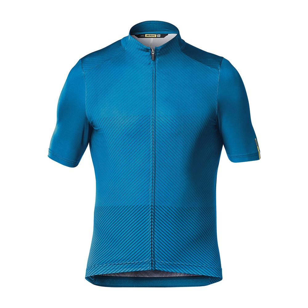 Mavic Cosmic Graphic Short Sleeve Jersey