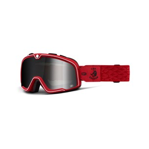 100% Barstow Goggles With Silver Mirror Lens