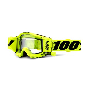 100% Accuri Forecast Goggles With Clear Lens