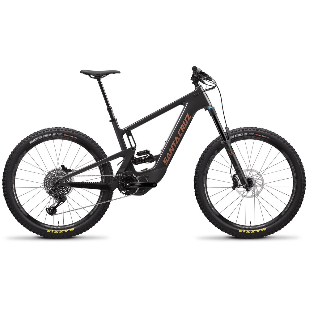Santa Cruz Heckler Carbon CC S 27.5