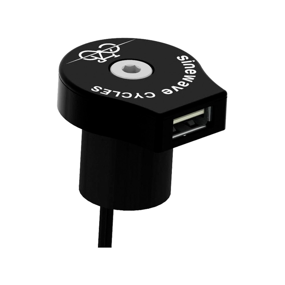 Sinewave Cycles Reactor USB Dynamo Powered Charging Device