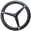 PRO PRO 3K Carbon 3-Spoke Front Tubular Wheel