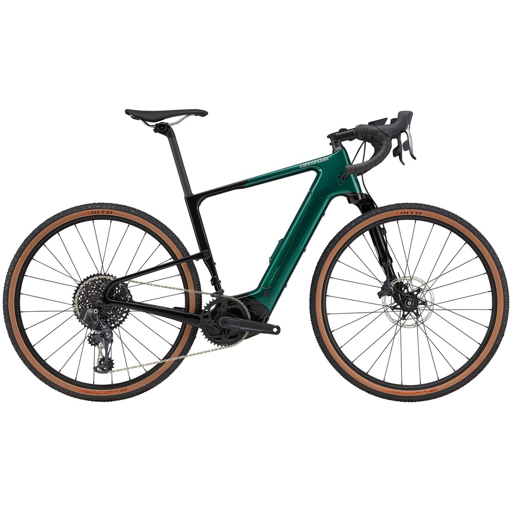 Cannondale Topstone Neo Carbon 1 Lefty Disc Electric Gravel Bike 2021