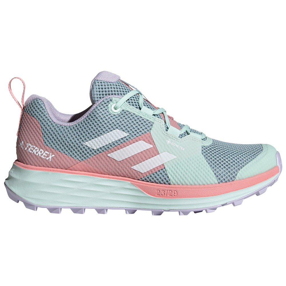 Adidas Terrex Two Gore-Tex Womens Trail Running Shoes