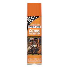Finish Line Citrus Degreaser 360ml Aerosol