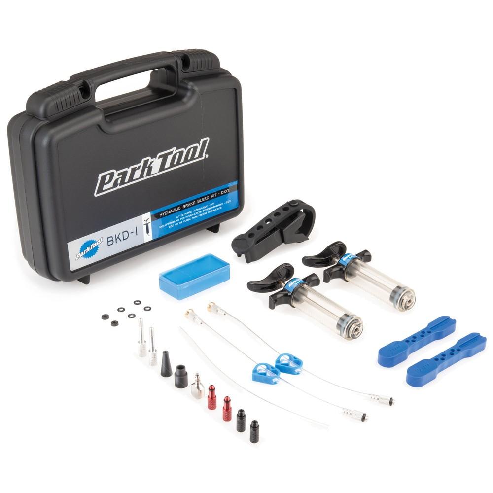 Park Tool Park Tool BKD-1 Hydraulic Brake Bleed Kit For Dot Fluid
