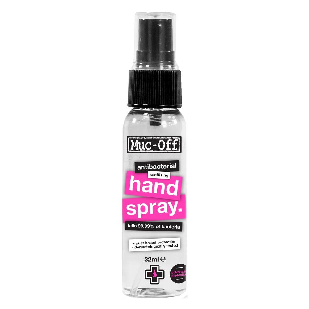 Muc-Off Antibacterial Hand Spray - 32ml Atomiser