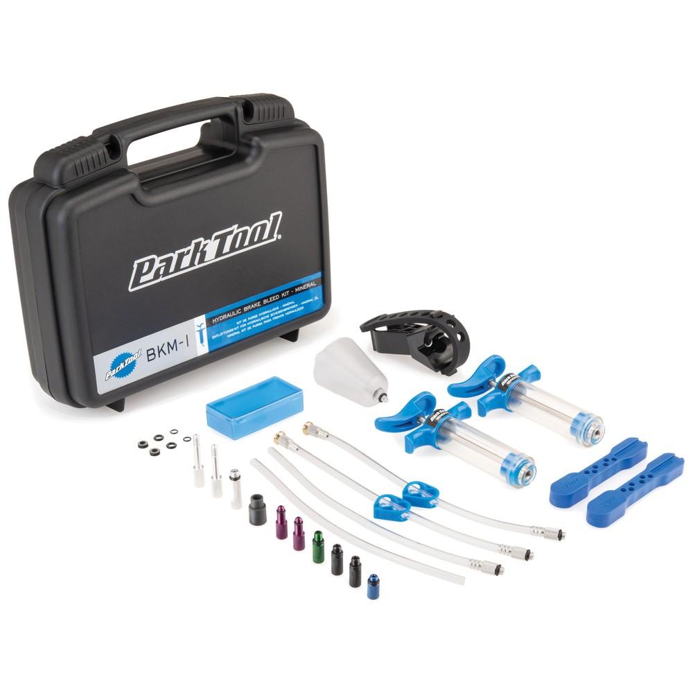 Park Tool Park Tool BKM-1 Hydraulic Brake Bleed Kit For Mineral Oil