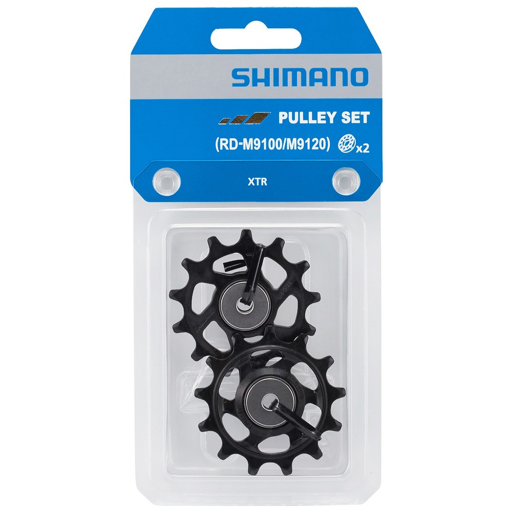 Shimano Shimano XTR RD-M9100 Tension And Guide Pulley Set