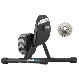 Wahoo KICKR CORE Turbo Trainer & Cassette Bundle