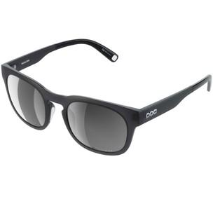 POC Require Sunglasses Uranium Black With Grey Lens