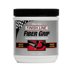 Finish Line Fiber Grip Carbon Fibre Assembly Gel Tub 450g