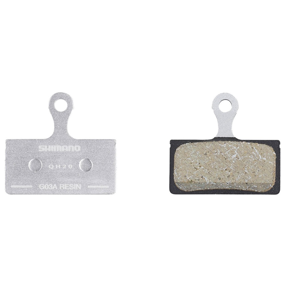 Shimano G03A-R Resin Brake Pads And Spring