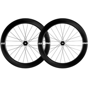 ENVE Foundation Collection 65 Carbon Tubeless Disc Wheelset
