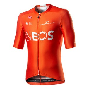 Castelli Team Ineos 2020 Aero Race 6.0 Short Sleeve Jersey