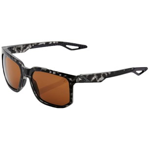 100% Centric Sunglasses With Bronze Lens