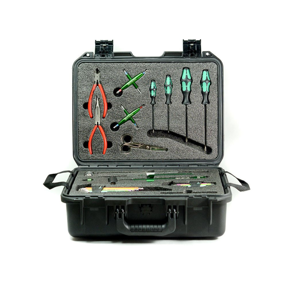 Abbey Bike Tools Team Issue Tool Box Kit
