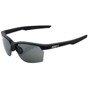 100% Sportcoupe Sunglasses With Smoke Lens