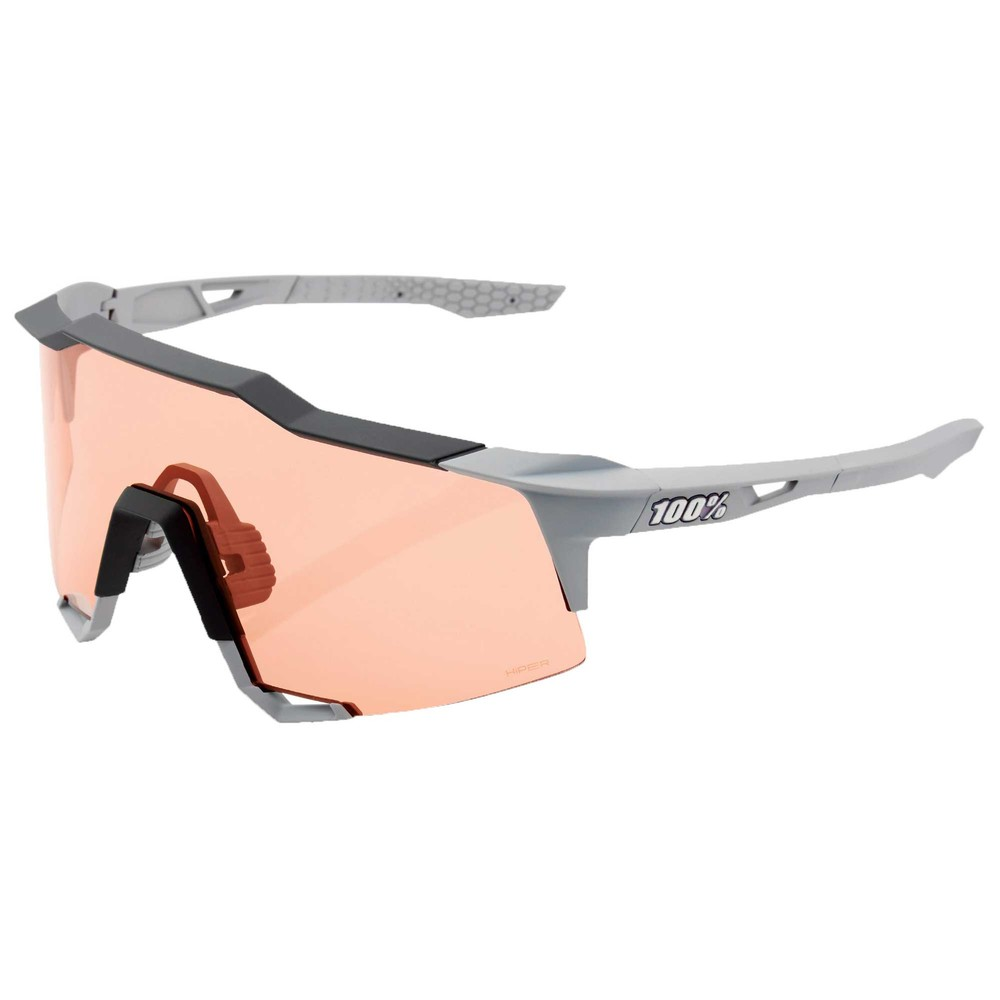 100% Speedcraft Sunglasses With HiPER Coral Lens