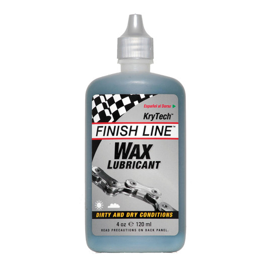 Finish Line Wax Lubricant With Krytech 120ml