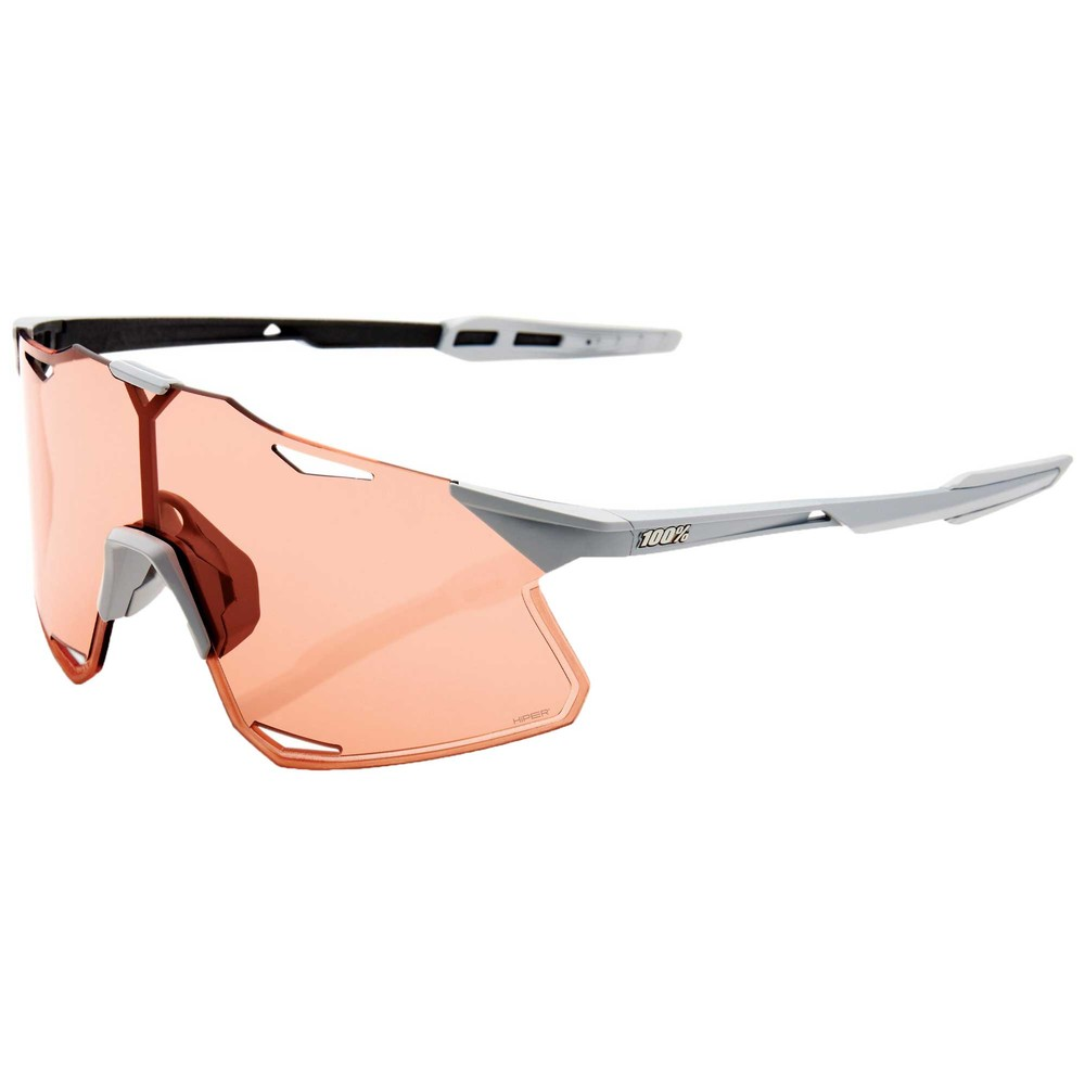 100% Hypercraft Sunglasses With HiPER Coral Lens