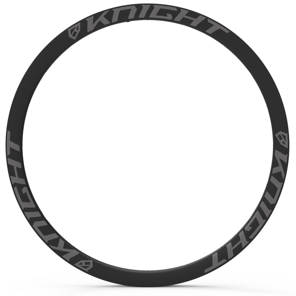 Knight Composites 35 Tubeless Aero Disc Carbon Clincher Rim