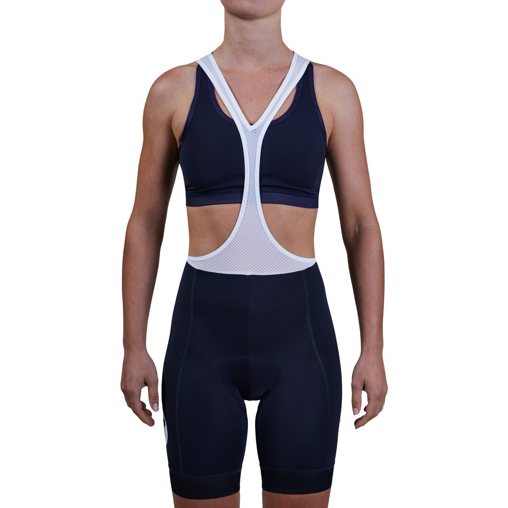 Black Sheep Cycling Team Collection 19 Womens Shorter Length Bib Short