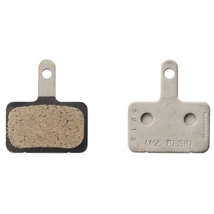 Shimano Deore BRM515 Resin Disc Brake Pads And Spring