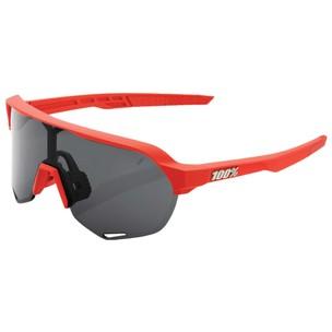 100% S2 Sunglasses With Smoke Lens