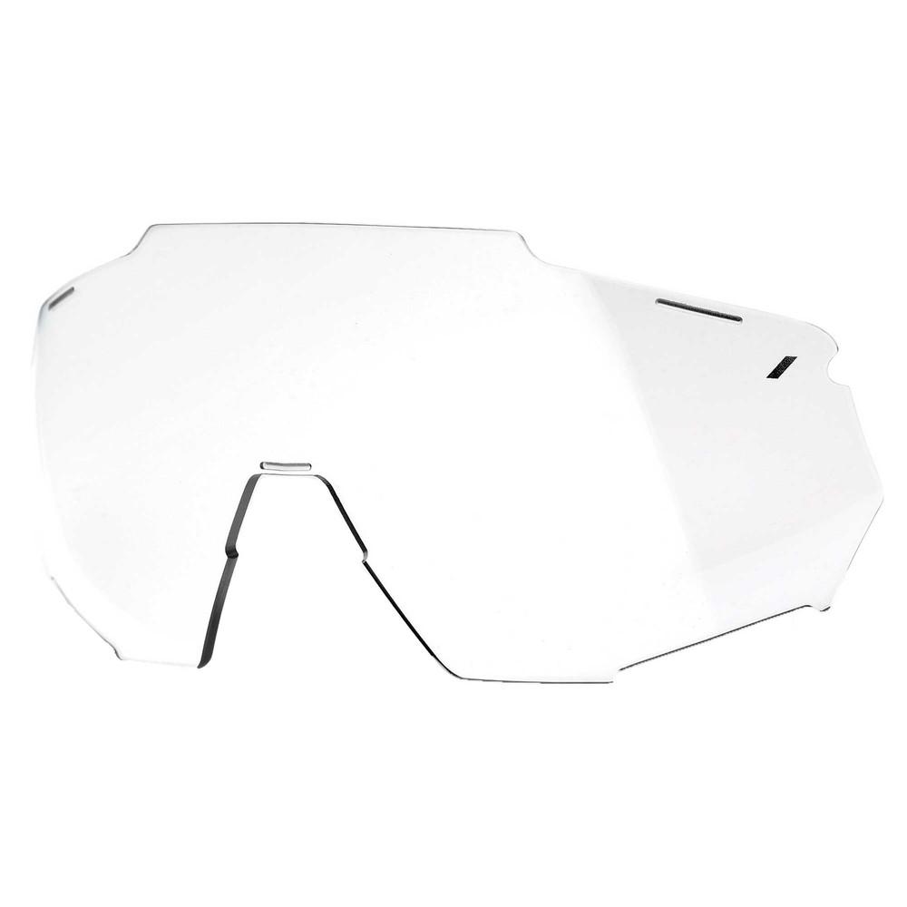 100% 100% Racetrap Replacement Clear Lens