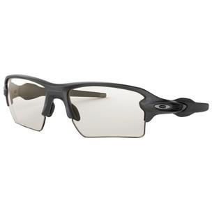 Oakley Flak 2.0 XL Sunglasses With Clear Black Photochromic Iridium Lens