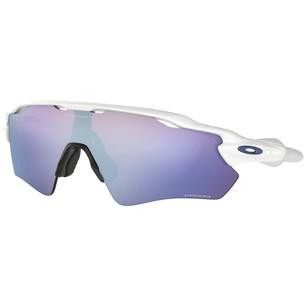 Oakley Radar EV Path Sunglasses With Prizm Sapphire Snow Lens