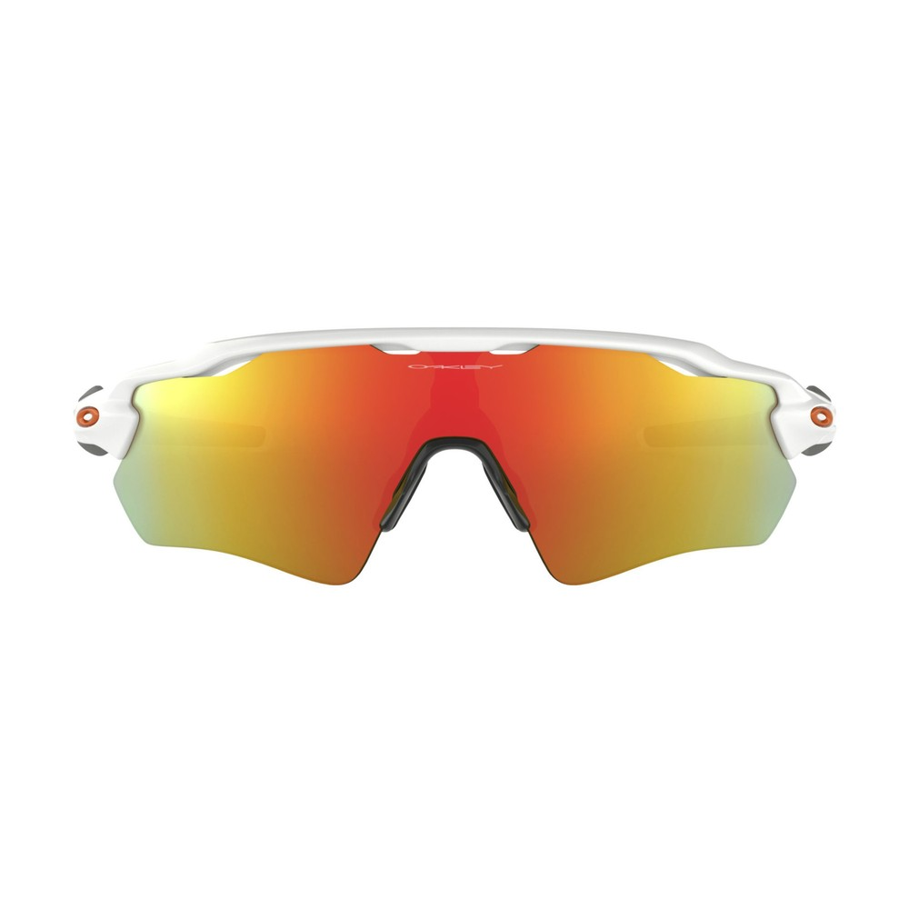 Oakley Radar EV Path Sunglasses With Fire Iridium Lens